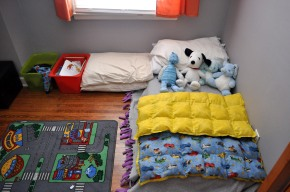 Montessori Floor Beds: Building Toddler Independence